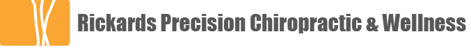 Rickards Precision Chiropractic & Wellness Logo