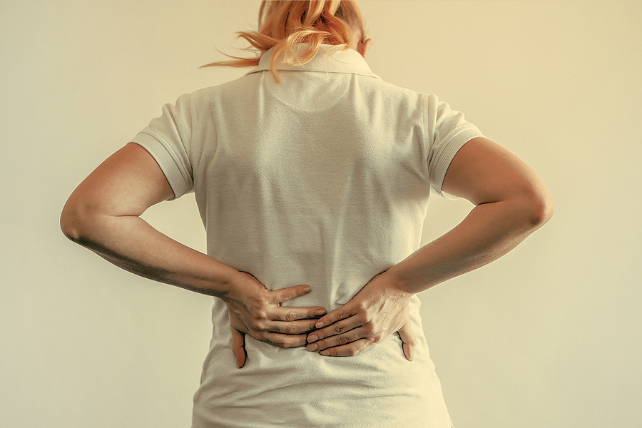 back pain chiropractor in Escondido