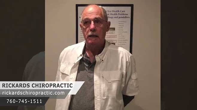 <!-- wp:paragraph --> <p>Incredible Story about Whiplash Injuries, Low Back Pain, Sciatica in Escondido, CA.</p> <!-- /wp:paragraph -->