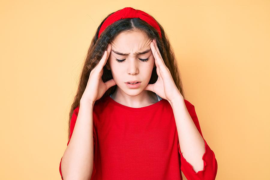 Migraines in Children, chiropractor for migraines near Escondido